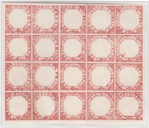 Bhopal-02-Half-Anna-Red-Sheet